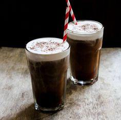 Sea Salt Coffee - cold brewed - recipe