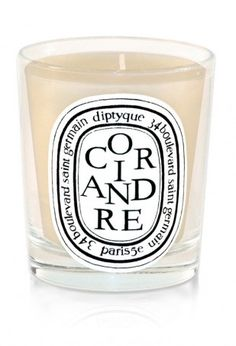 Coriandre - I wish they made this as a personal fragrance. So crisp and fresh.