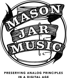 Mason Jar Music uses creative, ideologically-driven recording techniques.  Check out their videos of my favorite banjo star, Abigail Washburn.  Coincidentially, we were both inspired to pick up the banjo by the same recording and by the instrument's embodiment of what it means to be American.