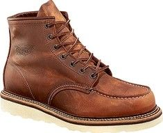 Has a full grain leather outsole and Goodyear Welt Construction.