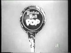 Tootsie Roll Pops Commercial (1950s)