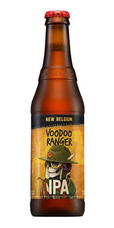 Voodoo Ranger by New Belgium Brewing Co.