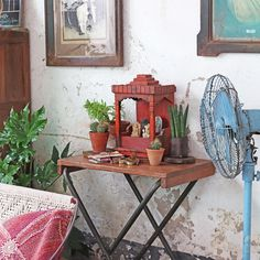 Global Bohemian interior styling is a real fusion of decorative patterns, earthy colours and natural textures found in handmade crafts around the world. #colourfulfurniture #interiordesign #livingroominspo #vintagefurniture #globalnomad #globalbohemian