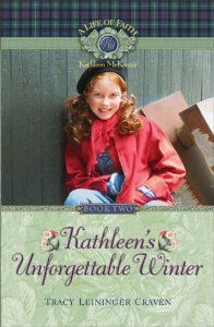 Kathleen's Unforgettable Winter (Life of Faith, A: Kathleen McKenzie Series) by Tracy Leininger Craven. $9.49. Publication: October 20, 2006. Series - Life of Faith, A: Kathleen McKenzie Series (Book 2). Publisher: Zonderkidz (October 20, 2006). Author: Tracy Leininger Craven