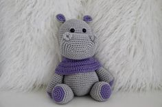Amigurumi Spielzeug Nilpferd Bubbles | Etsy How To Introduce Yourself, Different Colors, Bubbles, Baby, Teddy Bear, Hippopotamus, Toys, Children, Handmade