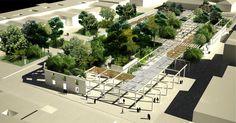 BARRANQUILLA / cuatro parques una calle ✪ - LCLA office