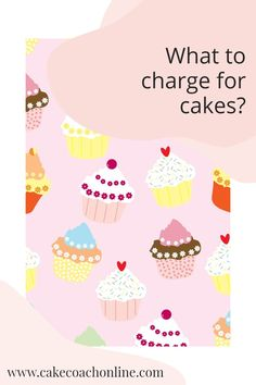 The biggest struggle cake decorators face is pricing their cakes. They are worried to price too high - and lose the chance to create a cake, yet pricing too low and they are working for nothing. Read our blog to find out more.