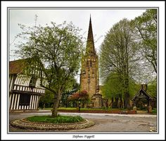 St Nicholas Church Kings Norton Birmingham