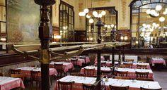 ღღ Authentic, classic Paris restaurant Bouillon Chartier CC Bouillon Chartier