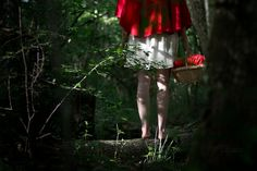 Little Red Riding Hood by Alicia VD / 500px