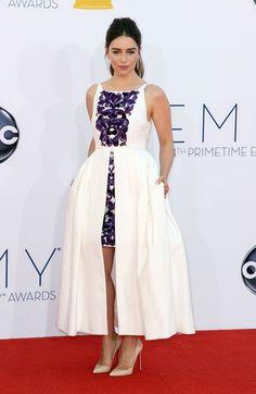 Emilia Clarke de Chanel