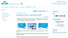 How KLM Embraced Comic Sans For A Day.  culturematic marketing HT @PSFK and @Yi Chen