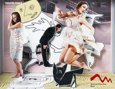 Zentrum Paul Klee: Theatre/Dance   Ads of the World™