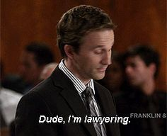 Ah I just love these two! Franklin and Bash
