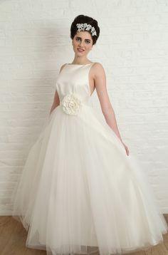 Hazaar of London ~ Beautiful & Surprising Vintage Inspired Wedding Gowns   Love My Dress® UK Wedding Blog