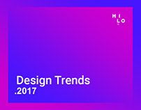 2017 Design Trends Guide, useful place to go to figure out what to start learning