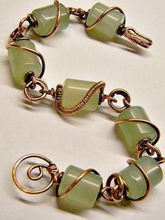 Bracelet   Wrapped New Jade Bracelet