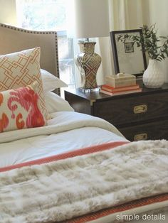 Simple Details: one room challenge ~ a craigslist bedroom reveal