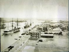1880 Hippolyte Arnoux - Porte de Port Said
