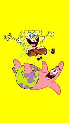 Funny SpongeBob And Patrick