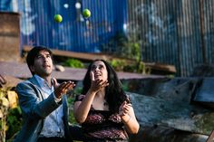 Taran Wilkhu Photography - greenwich engagement shoot apples