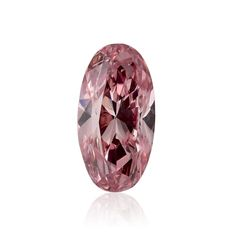 Diamond of the Week - Buying Diamonds Online Best Diamond, Oval Diamond, Diamond Dealers, Colored Diamonds, Fancy, Shapes, Oval Shape, Pink, Natural