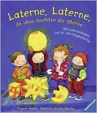laterne-laterne-da-oben-leuchten-die-sterne - German in the Afternoon Activities