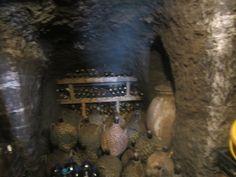 Traditional cellar - El Molar