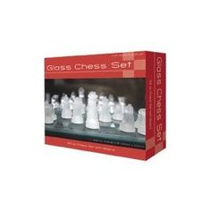 Westminster Glass Chess Set --- http://udal.us/9x