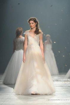 David Fielden Spring 2014 Collection davidfielden.com  See more wedding dress pictures and designer wedding gowns