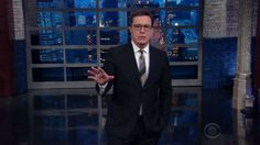 Stephen Colbert's 'Late Show' To Go Live After Donald Trump Addresses Joint Session Of Congres