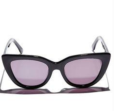 Fancy - Black Sunday Somewhere Laura Sunglasses
