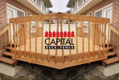 Our custom decks can bring a gorgeous look and lot of functionality to your backyard. You can expect a knowledgeable consultant to meet with you and discuss your options. Whether you have an idea in mind or plan to rely on us for suggestions, we'll provide the expertise, insight, and finishing to make your vision become a reality. http://www.capitaldeckandfence.ca/