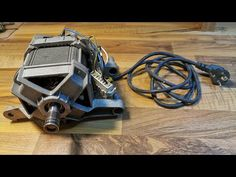 How to Wiring Universal Washing Machine Motor to AC - YouTube Electrical Projects, Electrical Wiring, Diy Electronics, Electronics Projects, Diy Air Conditioner, Washing Machine Motor, Pottery Marks, Electric Motor, Wood Turning