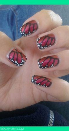 Autumn Butterfly | Alexis C.'s Photo | Beautylish
