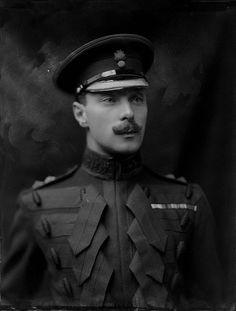 Alexandre-Albert Mountbatten (1886-1960) 1er marquis de Carisbrooke, fils du prince Henri de Battenberg et de la princesse Béatrice fille de la reine Victoria