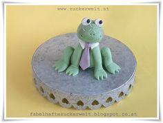 ZUCKERWELT: Herr Frosch