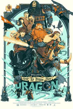 How to Train Your Dragon 2 - Patrick Connan ----