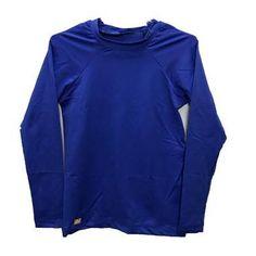 CAMISETA UV AZUL BIC Camisa Uv, Long Sleeve, Sleeves, Mens Tops, T Shirt, Fashion, Blue Nails, T Shirts, Supreme T Shirt