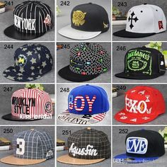 d0f898ab6 New Brand Men Hip-Hop Fashion Snapback Hats Basketball Caps Hats Leopard  Hater Snapbacks Adjustable Hats Caps Mixed Styles