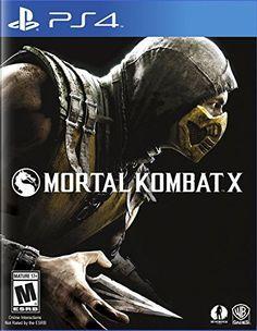 Mortal Kombat X by Amazon.com, LLC *** KEEP PORules ACTIVE ***