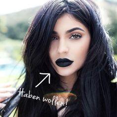 Lippenstifttrend 2016: braune & schwarze Lippenstifte
