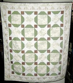 Baby Quilt for Luca Paolo