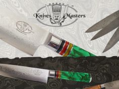 KnivesMasters: Kitchen Knives Built To Last