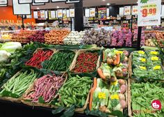Supporting local farmers: Buy local - vegeTARAian