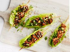 Get this all-star, easy-to-follow Coconut-and-Lime Pork Kebabs recipe from Food Network Kitchen
