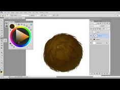how to paint fur in photoshop. Alexandra Malysheva : Freelance Illustrator and Character designer