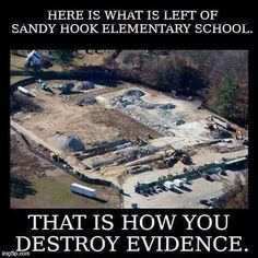 The people who think Sandy Hook is part of conspiracy need to be hit in the head with a shovel.  There is no cure for stupidity of this magnitude.