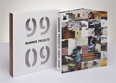 Hammer Projects: 1999-2009. On the occasion of the 10th anniversary of the Hammer Projects exhibition series, the Hammer Museum is pleased to announce the publication of a 432-page book featuring all the Hammer Projects of the last decade. To date there have been more than 80 Hammer Projects. This new volume illustrates how remarkable the series is for its early presentation of artists. $60.00.