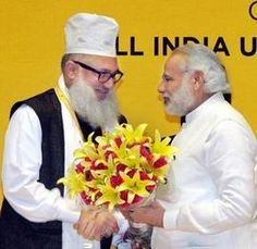 AT SUFI MEET, MODI LAUDS ISLAM AS A RELIGION OF PEACE…